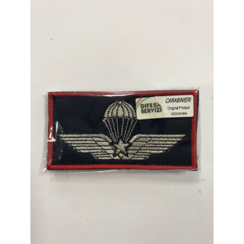 Brevetto Militare da carabiniere Paracadutista per OP