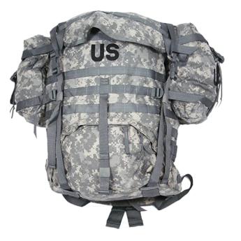 "Zaino militare americano 120 lt  digital acu ""USATO"""