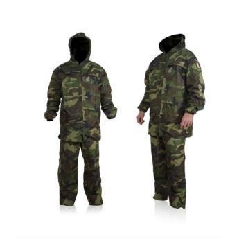 Completo antipioggia militare esercito italiano