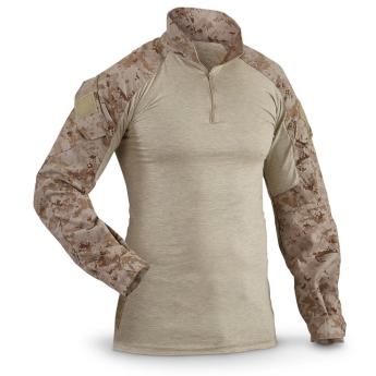 COMBAT SHIRT MARPAT DESERT USMC