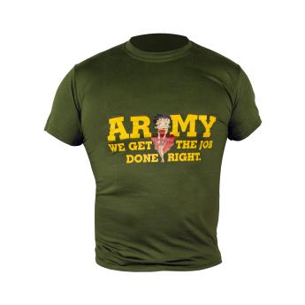 T-Shirt ARMY BETTY BOOP