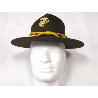 Cappello militare americano  Usmc Marines corp drill instructor