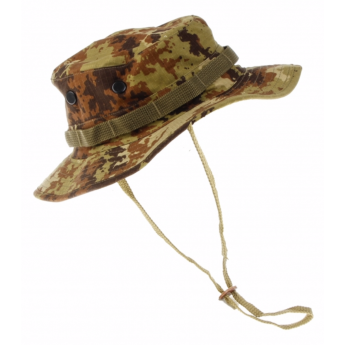 Cappello militare  jungla bonny hat vegetato italiano