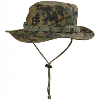 Cappello militare americano Jungla Digital Marpat woodland Usmc