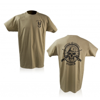 T-Shirt militare  SPECIAL AIR SERVICE esercito inglese