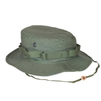 Cappello  jungla militare verde od impermeabile