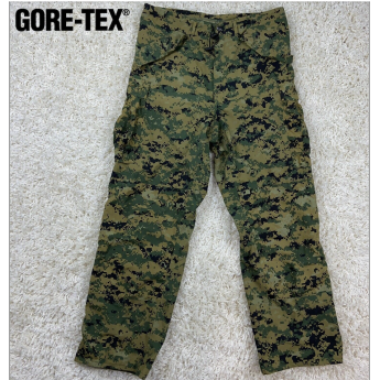 Pantalone Militare Americano Marpat Woodland Gore-Tex USMC