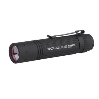 Torcia Led Lenser solidline ST6R ricaricabile
