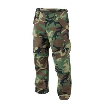Pantalone Cargo  M 65  US ARMY mimetismo woodland u.s.a