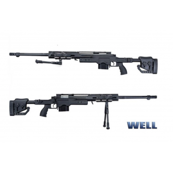 Fucile Sniper Cecchino well fire MB 4411b bolt action