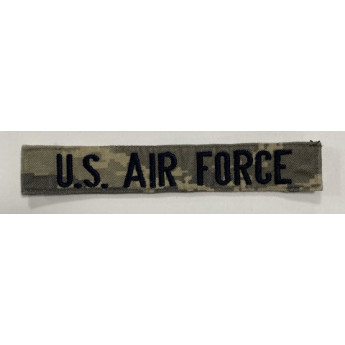 PATCH TOPPA RICAMATA US A AIR FORCE IN ABU