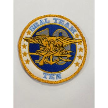 PATCH MILITARE AMERICANO NAVY SEALS TEAM  X