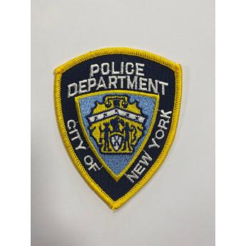 Toppa Termo adesiva NYPD Polizia New York originale