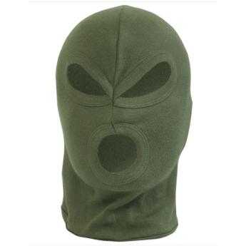 Passamontagna militare colore verde od