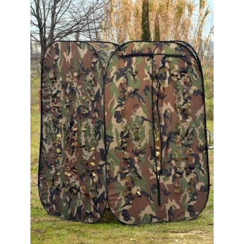 Capanno Militare colore woodland  con Zip