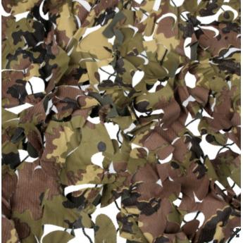 Rete Mimetica militare a foglie 2mt x2mt