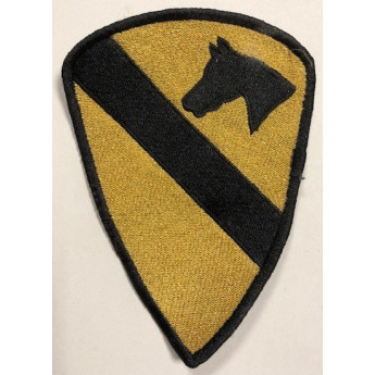 Patch militare US Cavalry Cavalleria Esercito Americano