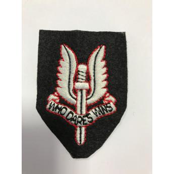 Fregio da basco  Special Air Service british s.a.s