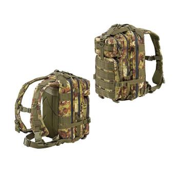 Zaino militare tactical backpack DEFCON5 Vegetato italiano