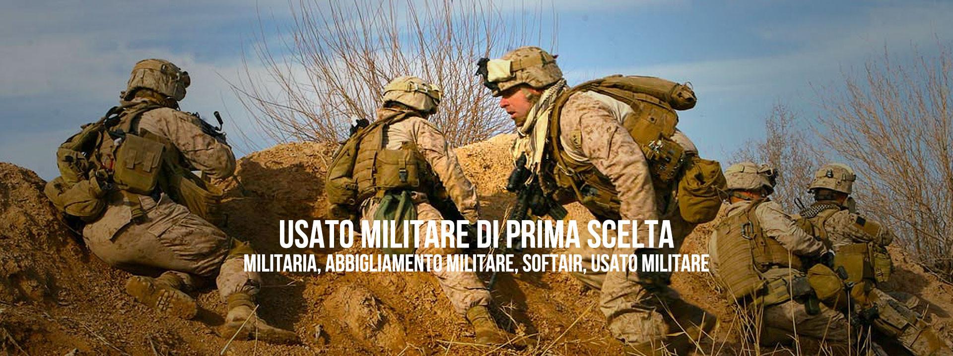 Usato Militare di Prima scelta Militaria, Abbigliamento Militare, Softair, Usato Militare